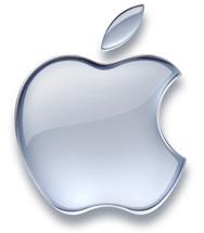 Image - Apple logo - silver-resized-600